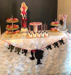 Barbie Desserts