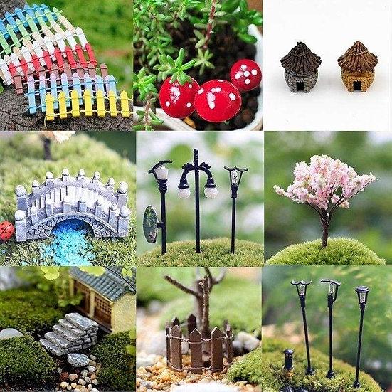 Create a Fairy Garden Kit-  Biweekly Box