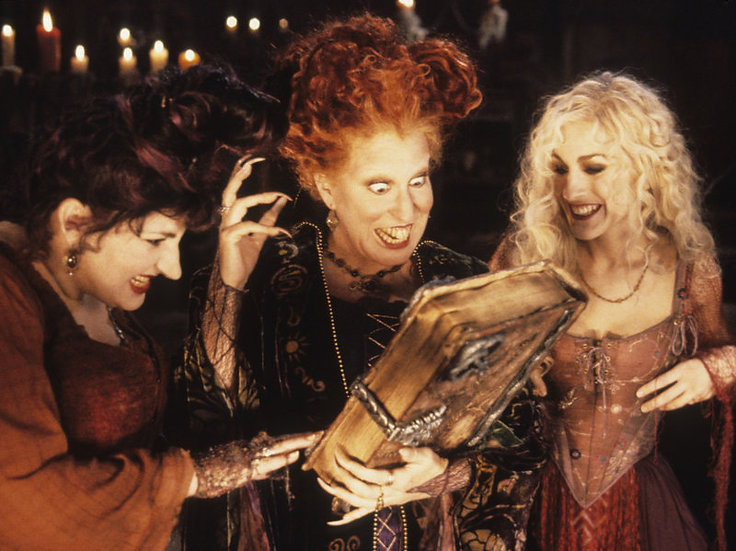 Spooky Halloween Visits - Hocus Pocus OCTOBER 31ST