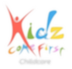 kidz come first logo