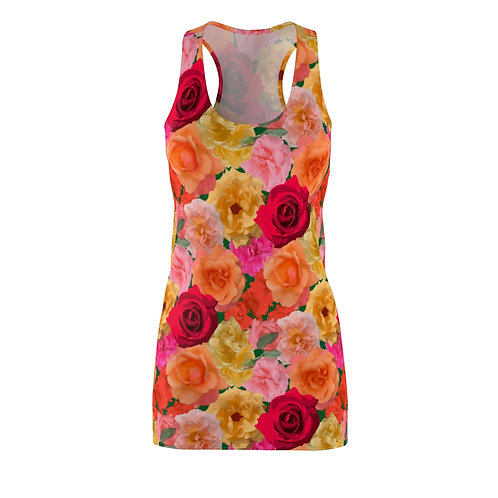 Roses of Loose Park Racerback Dress