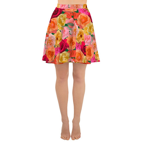 Roses of Loose Park Skirt