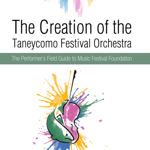 The Creation of the Taneycomo Festival Orchestra
