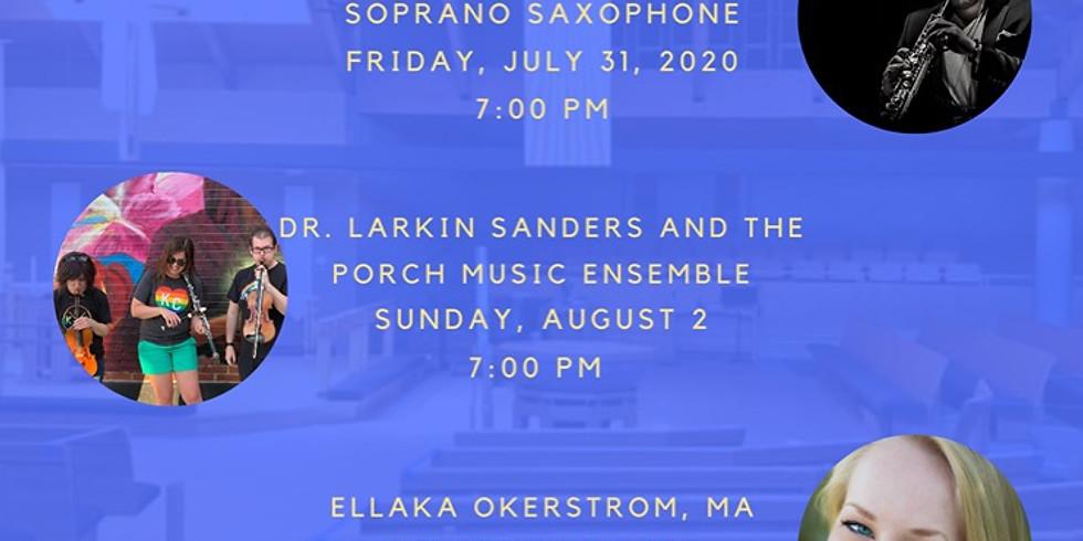 Concert Series at Gloria Dei Lutheran Church