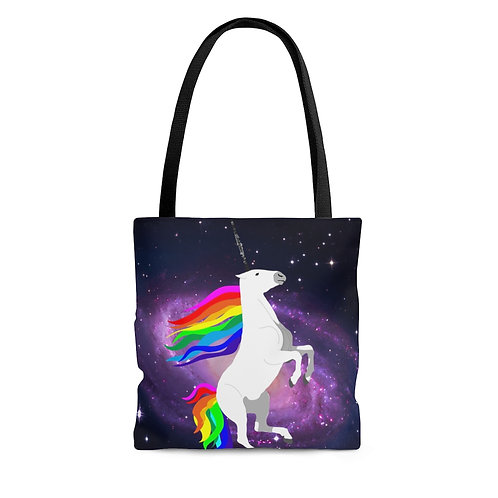 Claricorns in Space Tote