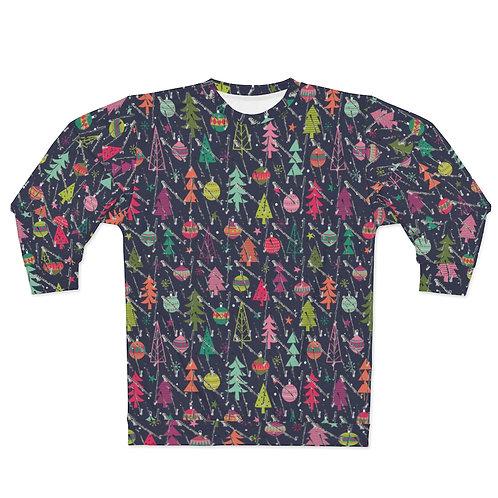 Clarinet Christmas Unisex Sweatshirt