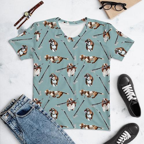 Basset Horns & Hounds Women's T-shirt
