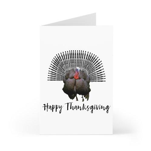 Thanksgiving Greeting Cards (7 pcs)