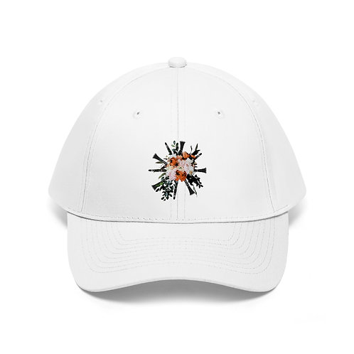 Clarinet Bouquet Unisex Twill Hat