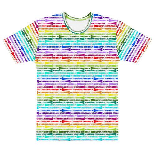 Colorful Clarinets Unisex T-shirt