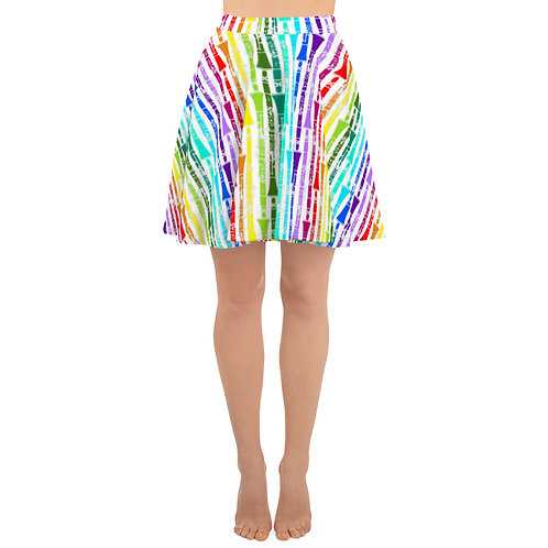 Colorful Clarinets Skirt