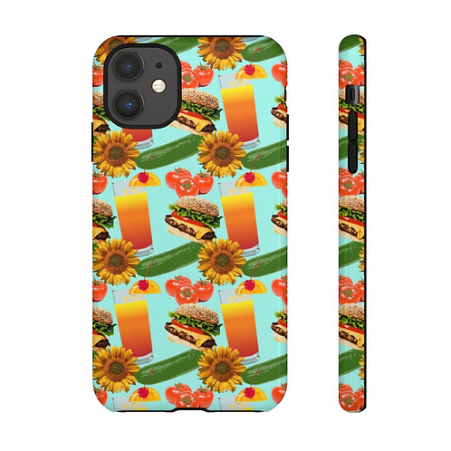 Summer Pool Party Tough Phone Cases