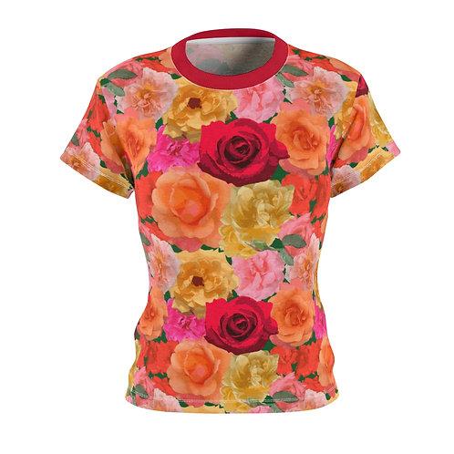Women's Roses T-Shirt