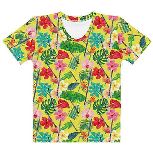 Clarinet Cabana Women's T-shirt