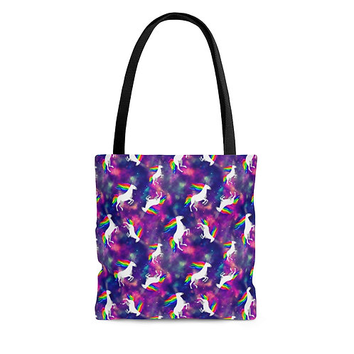 Claricorns in Space Tote Bag