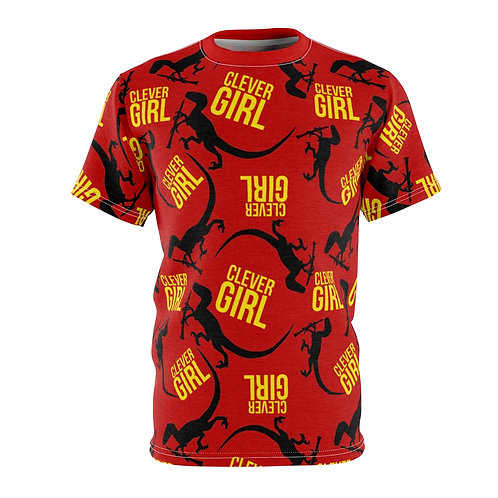 Unisex Clever Girl Tee