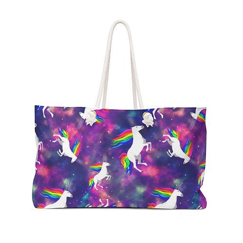 Claricorns in Space Weekender Bag