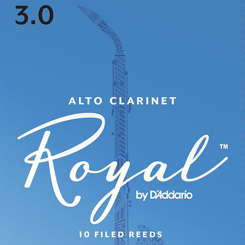 Royal by D'Addario Reeds