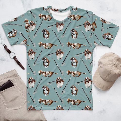 Basset Horns & Hounds Unisex T-shirt