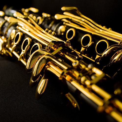 Royal Global Firebird Soprano Clarinets