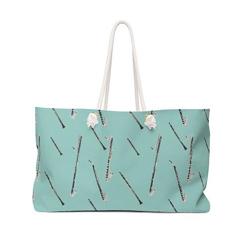 Clarinet Family Weekender Bag