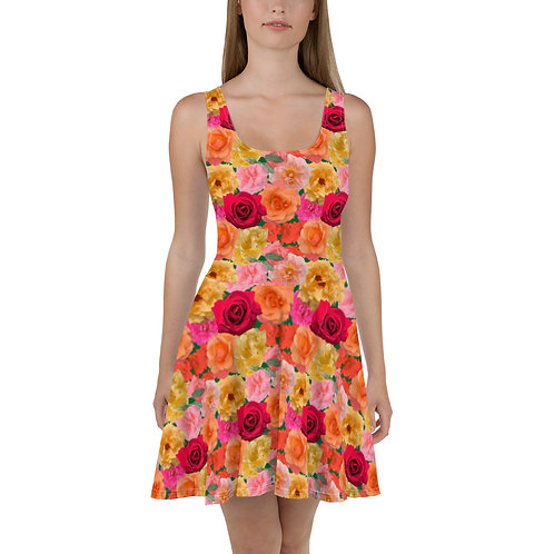 Roses of Loose Park Dress