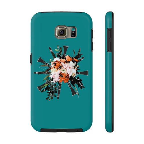 Clarinet Bouquet Phone Cases