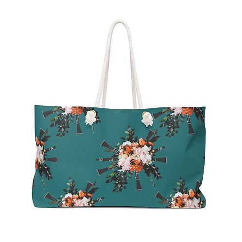 Clarinet Bouquet Weekender Bag