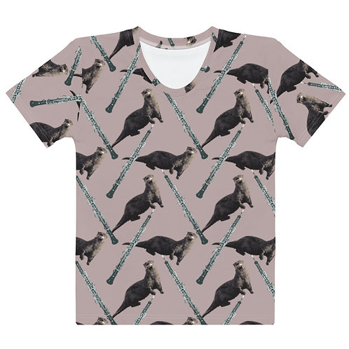 Oboes & Otters Women's T-shirt