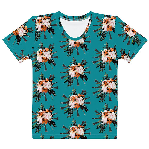 Clarinet Bouquet Women's T-shirt