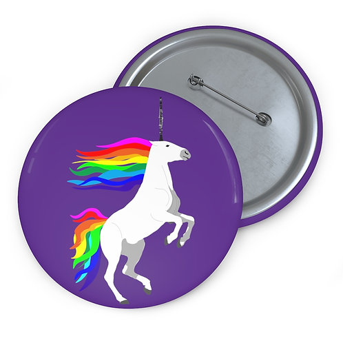 Claricorn Pin Buttons