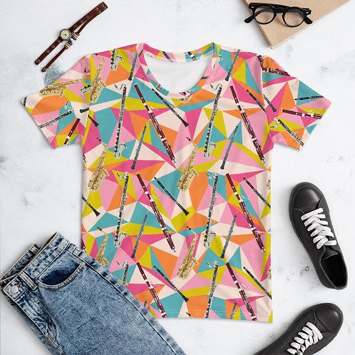 Reed Quintet Women's T-shirt