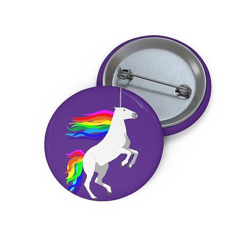 Fluticorn Pin Buttons