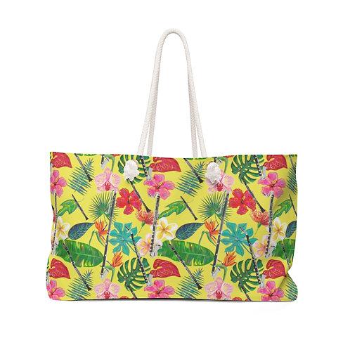 Clarinet Cabana Weekender Bag