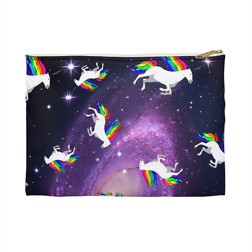 Claricorns in Space Accessory Pouch
