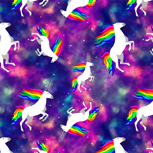 Claricorns in Space Repeating Pattern