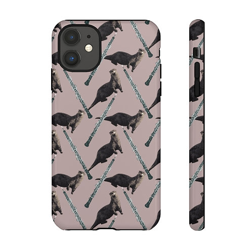 Oboes & Otters Tough Phone Cases