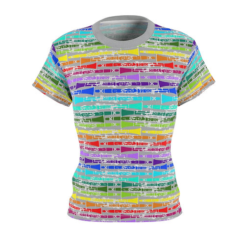 Clarinet Rainbow Women's Tee