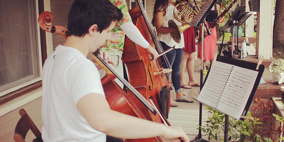Porch Music in OP