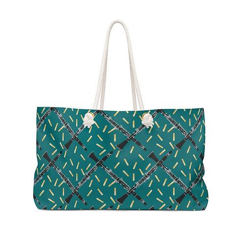 Clarinets & Reeds Weekender Bag