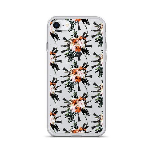 Clarinet Bouquet iPhone Case