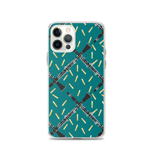 Clarinets & Reeds iPhone Case