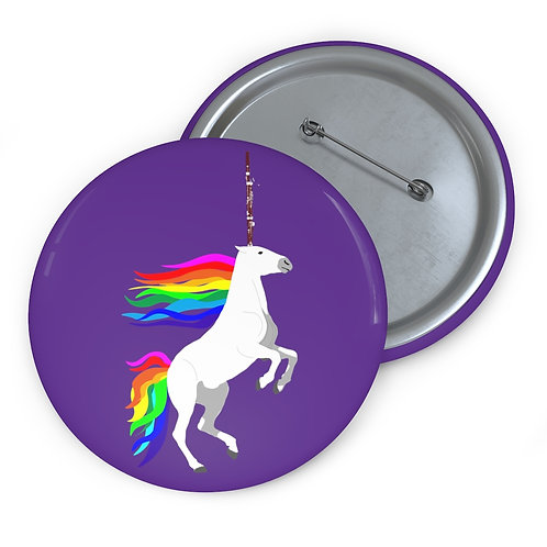 Bassoonicorn Pin Buttons