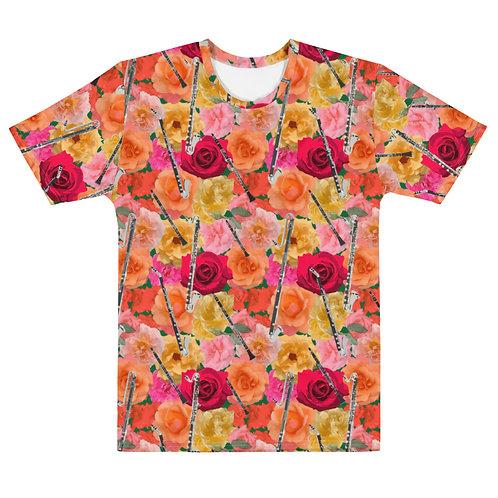 Clarinets & Roses Unisex T-shirt