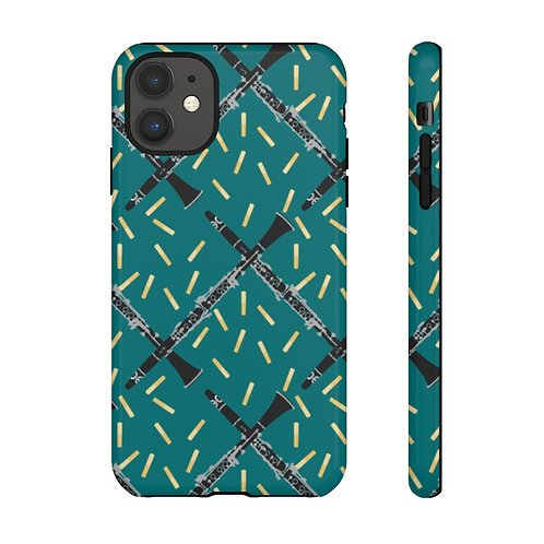Clarinets & Reeds Tough Phone Cases