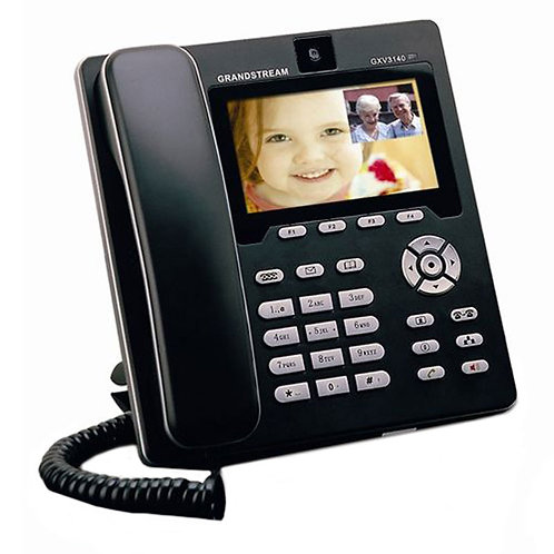 Grandstream GXV3140 Video IP SIP Phone
