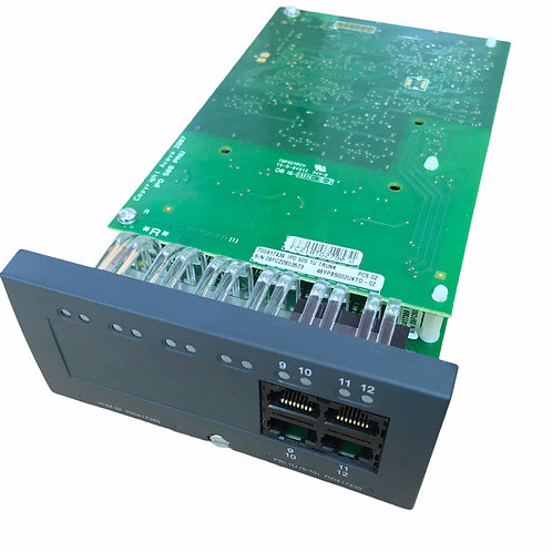 Avaya VCM32 Base card 700417389 - 700417439 1U Trunk Card