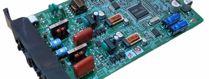 Panasonic KX-TVM502NE 2 Port Expansion Card