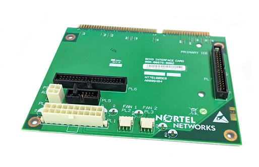 Nortel Networks BCM3 Interface Card