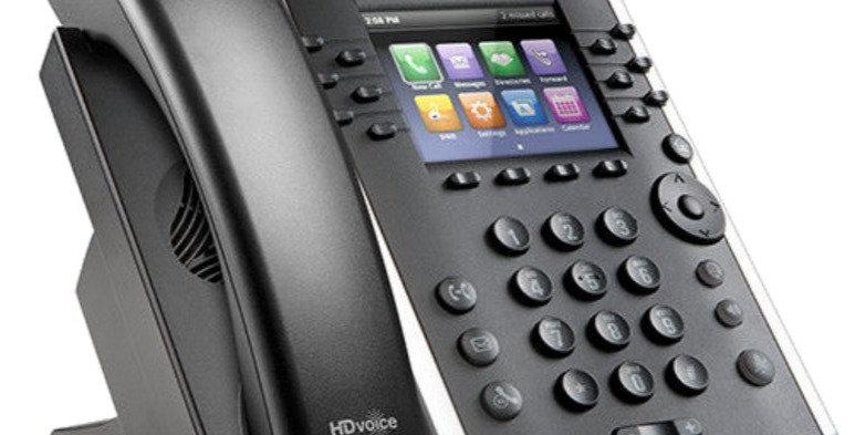 Polycom VVX 411 HD Business Media IP Desk Phone (No PSU)
